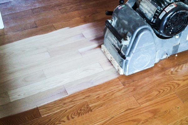 Refinishing Hardwood Floors Julington Creek, Jacksonville